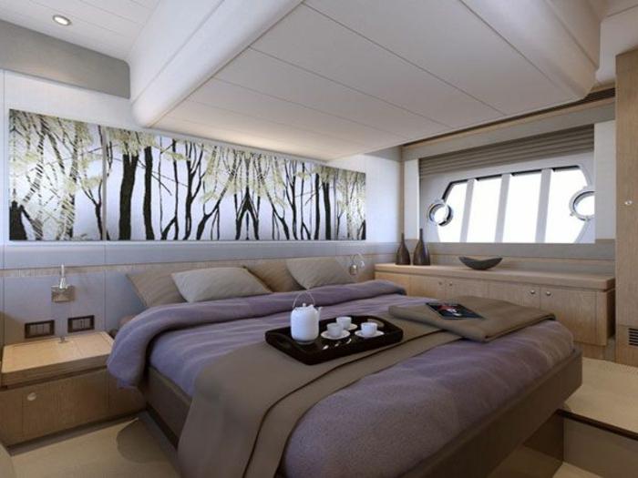 Schlafzimmer Gestalten Gemutlich : wunderschönes ambiente  schlafzimmer gemütlich gestalten