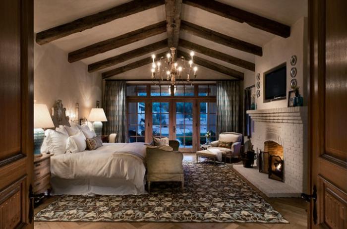 Schlafzimmer gestalten romantisch design