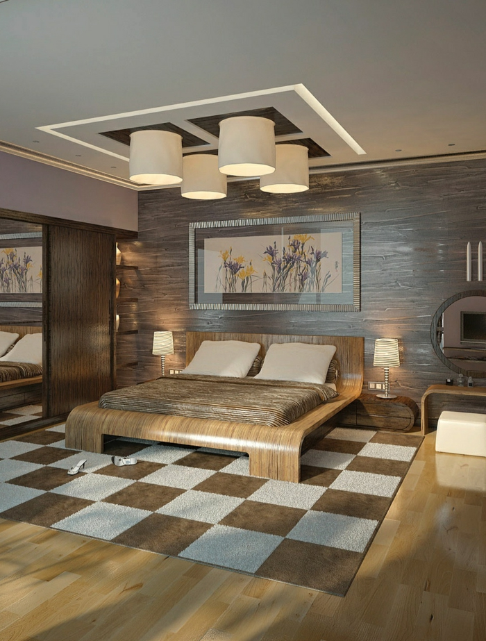Schlafzimmer gemütlich gestalten 55 tolle Interieurs!