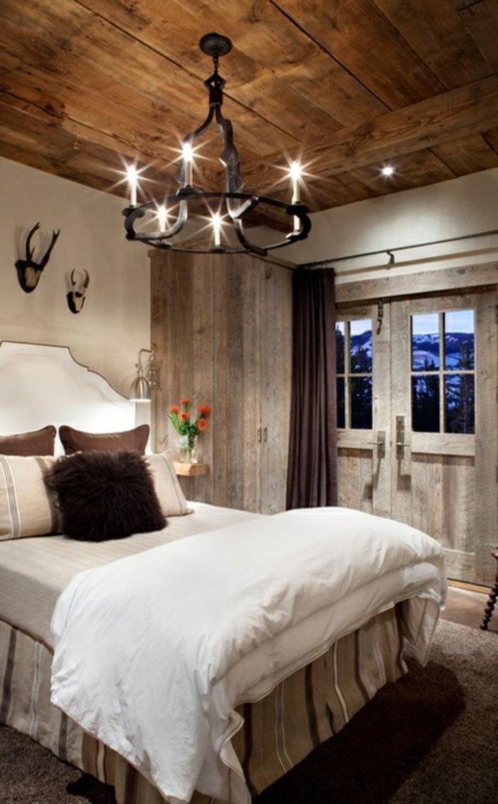 Schlafzimmer gestalten blau schlafzimmer pflanzen - Rechteckiges zimmer einrichten ...