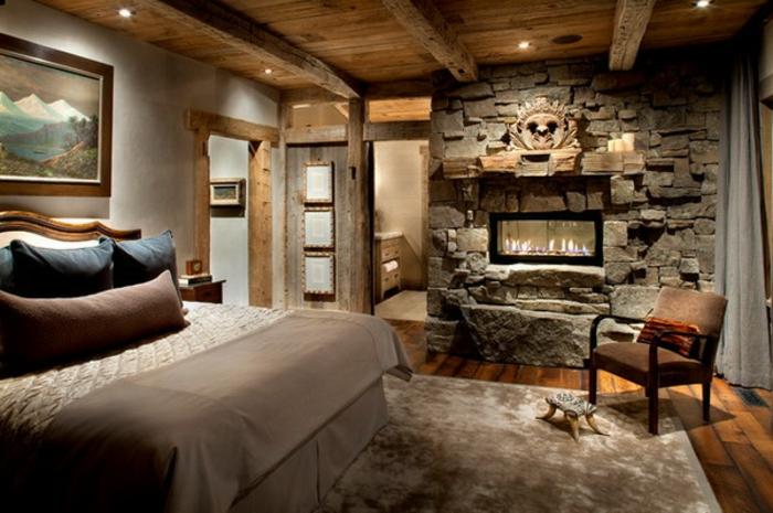 Wohnzimmer gemutlich warm