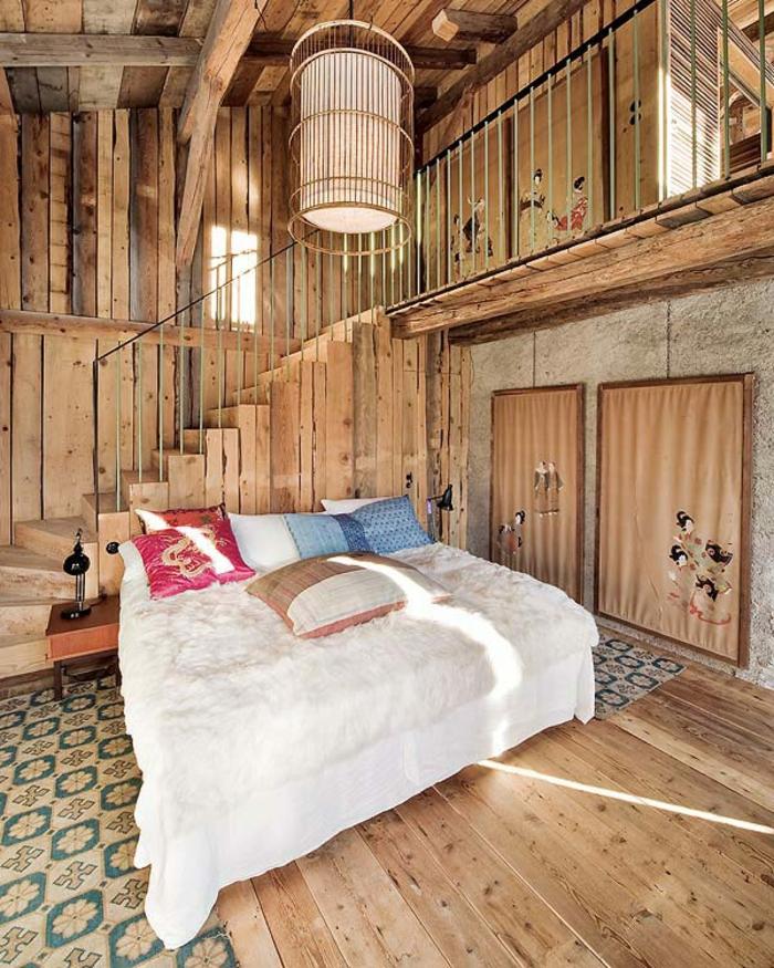 gemütliches-schlafzimmer-gestalten-viele-hölzerne-akzente