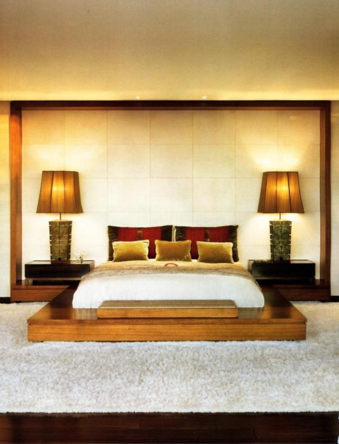 schlafzimmer gestalten gemutlich. Black Bedroom Furniture Sets. Home Design Ideas
