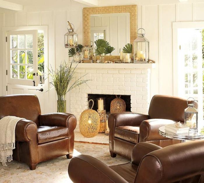 gemütliches-wohnzimmer-braune-möbel
