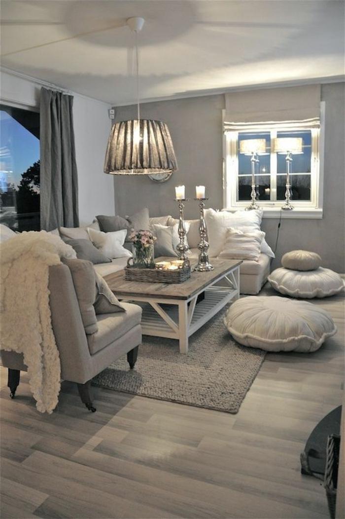 gemütliches-wohnzimmer-graue-gestaltung