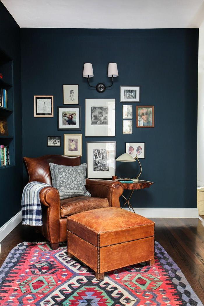 wohnzimmer gestalten orange. Black Bedroom Furniture Sets. Home Design Ideas