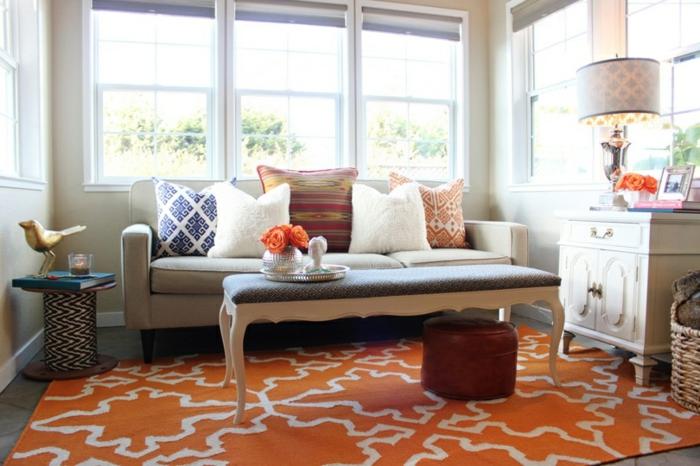gemütliches-wohnzimmer-schöner-teppich