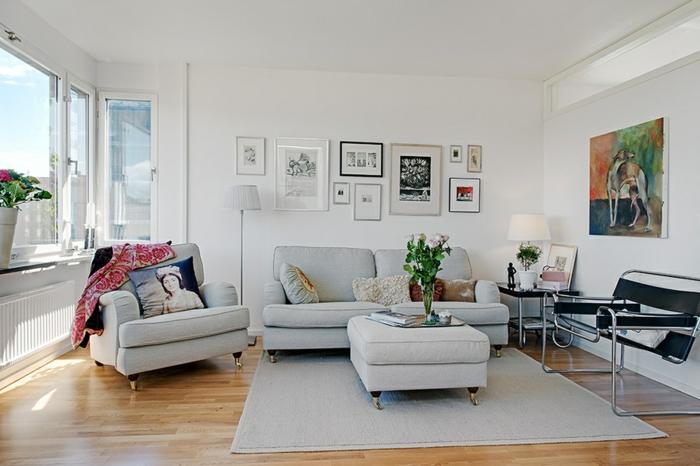 Gemütliches Wohnzimmer gestalten: 66 Bilder! - Archzine.net