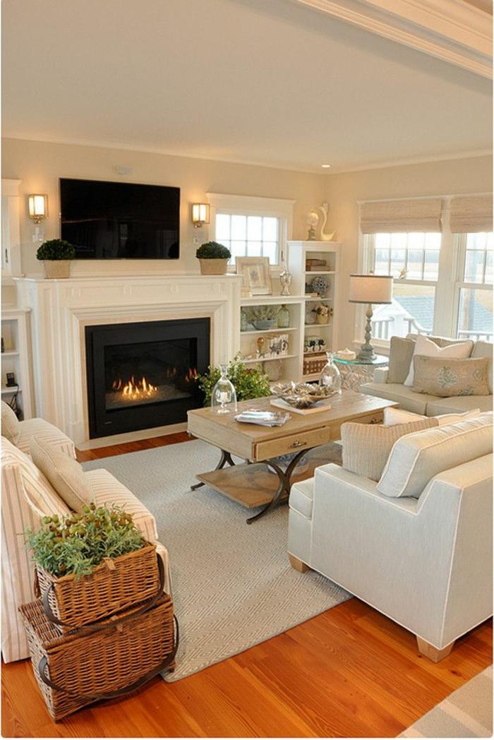 wohnzimmer kamin design:Wohnzimmer einrichten- modernes Designer Sofa aus Leder