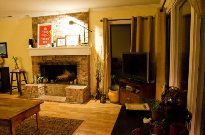 Gemütliches Licht Tipps gemütliches wohnzimmer gestalten 66 bilder archzine