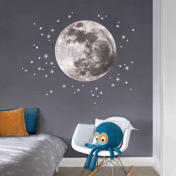 Wandtattoos Für Kinderzimmer Eine Super Idee Archzinenet