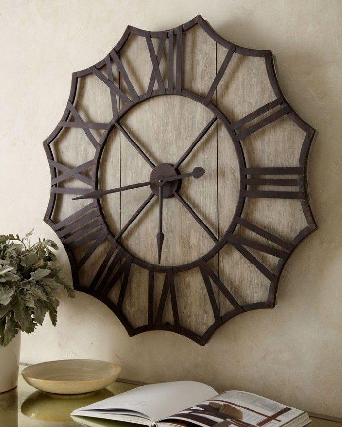 42 wundersch ne modelle designer wanduhren. Black Bedroom Furniture Sets. Home Design Ideas
