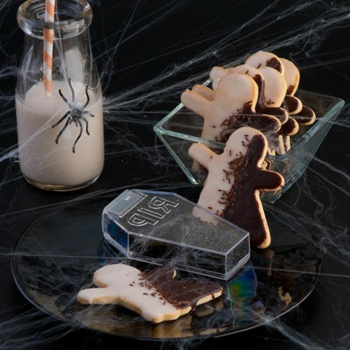 halloween-essen-attraktives-dunkles-foto