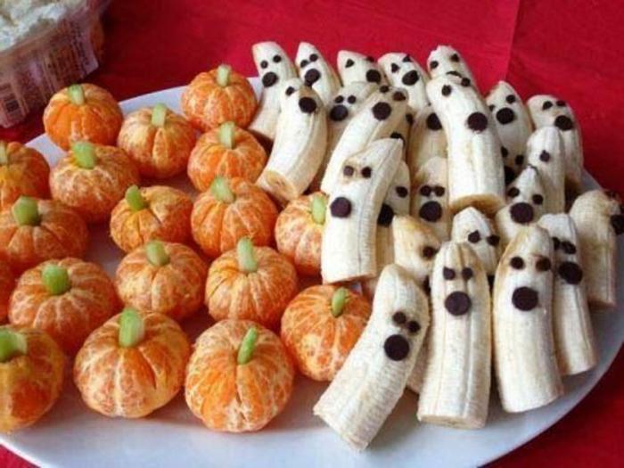 halloween-essen-wunderschönes-foto-banane-geister