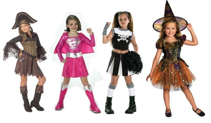 halloween-für-kinder-cool-angekleidete-junge-mädchen