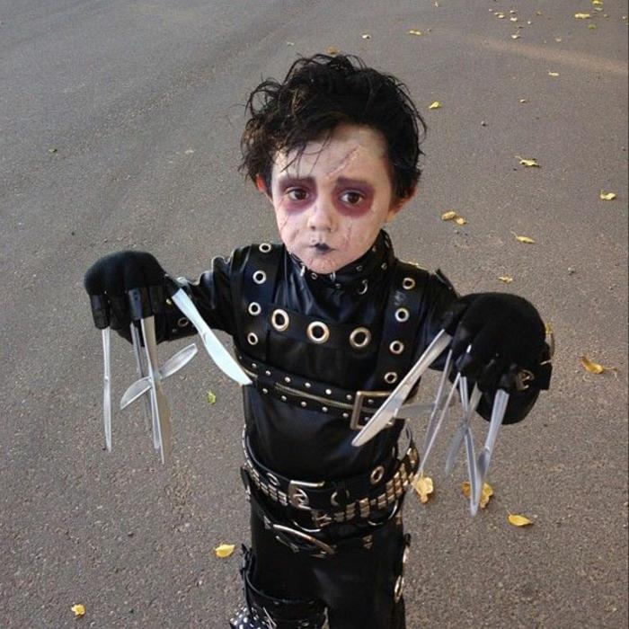 halloween-für-kinder-cooler-junge