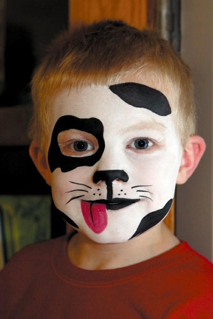 halloween-für-kinder-make-up-ideen