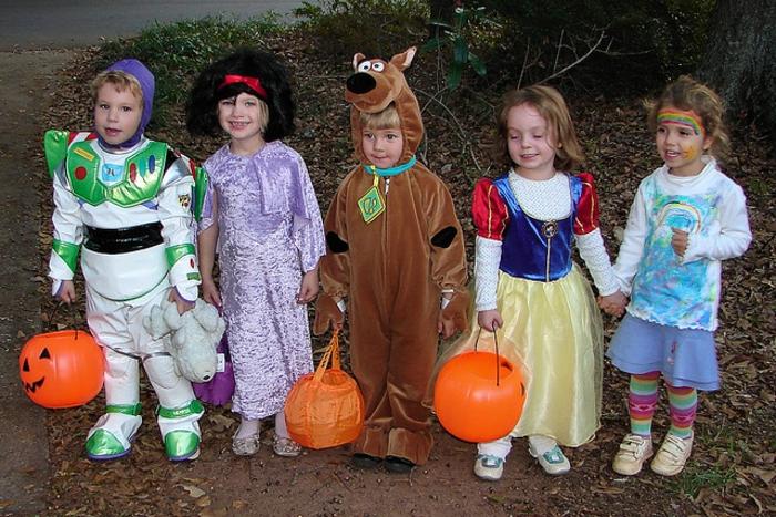halloween-für-kinder-party-machen