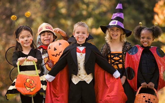 halloween-für-kinder-viele-schöne-kinder
