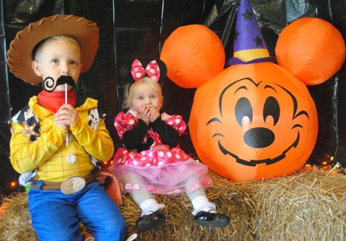 halloween-für-kinder-wunderschöne-party-machen