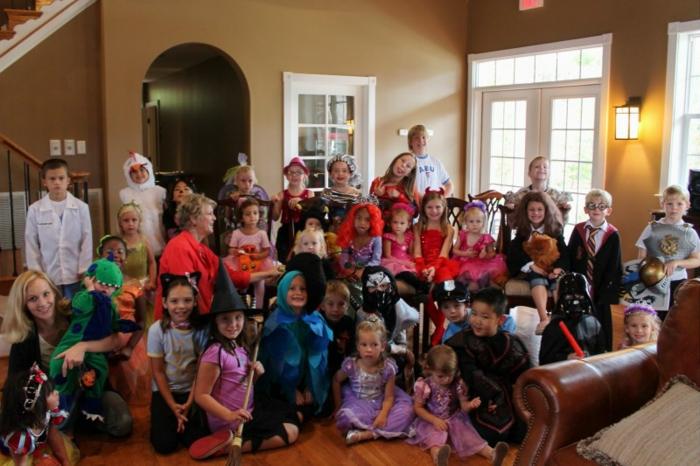 halloween-für-kinder-wunderschöne-party-veranstalten