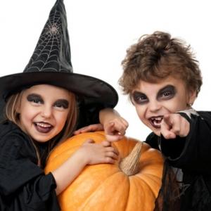 Halloween für Kinder: die richtigen Partymacher!!