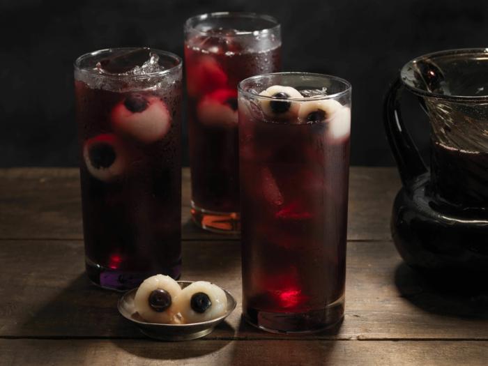 halloween getränke - die sehr interessant aussehen
