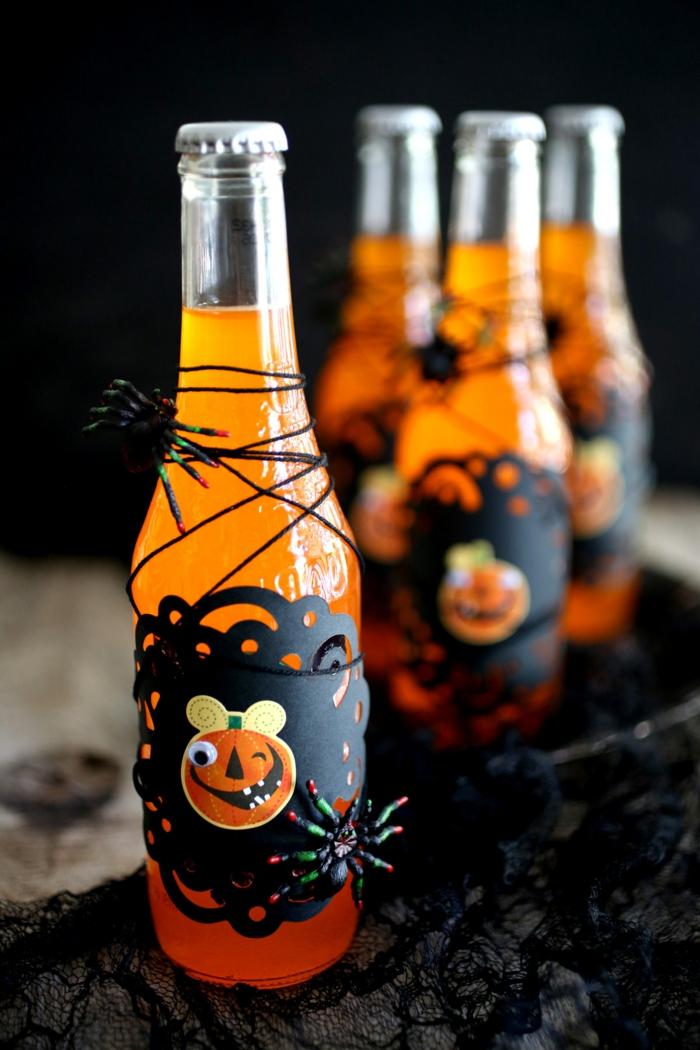 halloween-getränke-super-flaschen-orange