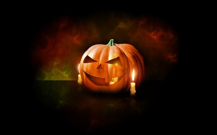 halloween-kürbisse-3d-bild