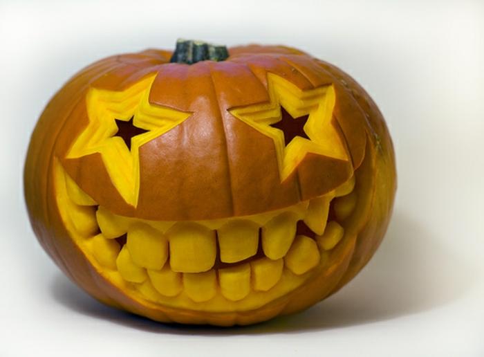halloween-kürbisse-augen-wie-sterne