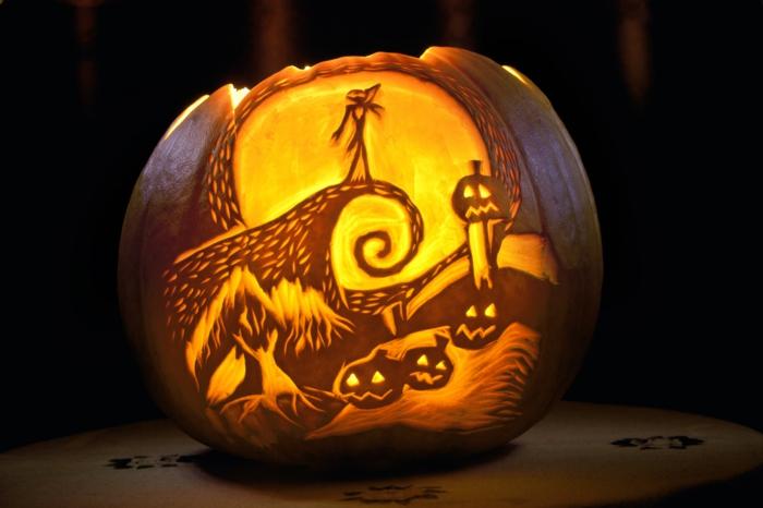 halloween-kürbisse-einmalige-gestaltung