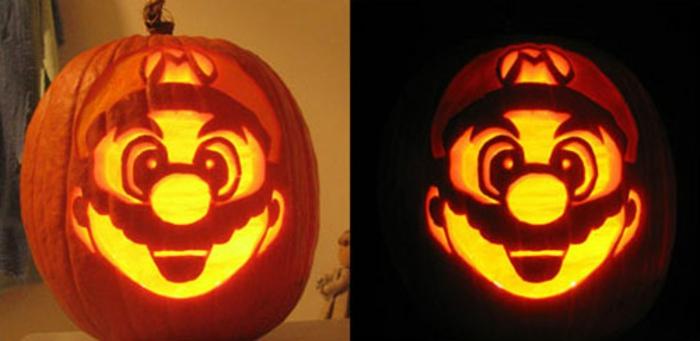 halloween-kürbisse-zwei-interessante-bilder