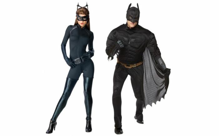 halloween-partnerkostüme-batman-inspiration