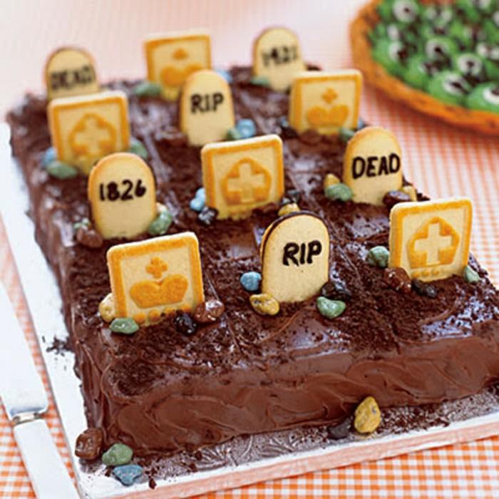 halloween-süßigkeiten-schokolade-kuchen-resized