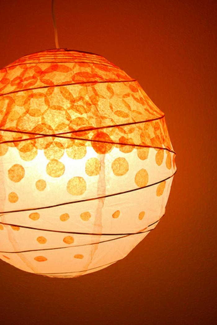 herrliche-papier-lampe-lüster