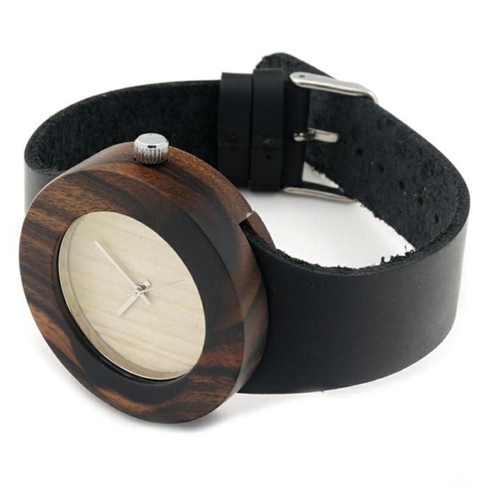 holz armbanduhr aus der ukraine – bizfast, Moderne