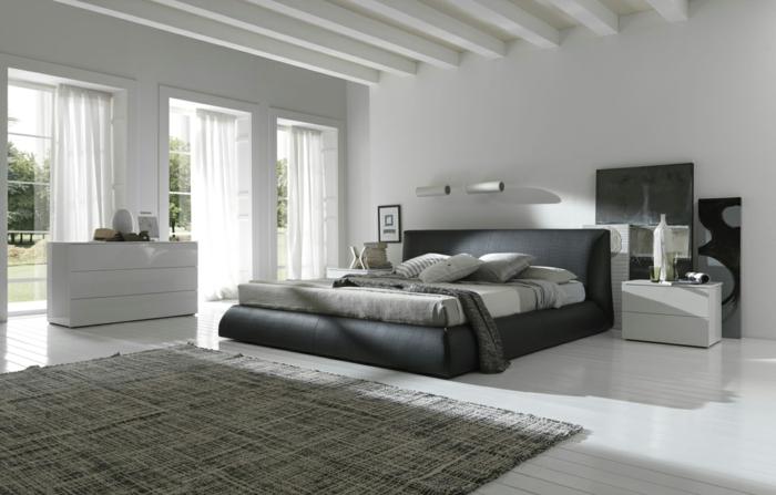ideen-fürs-bett-tolles-modell-weißes-interieur