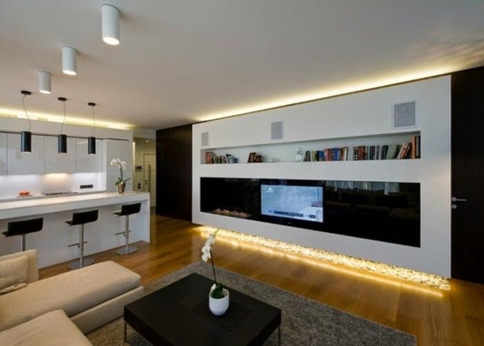 indirekte beleuchtung f252rs wohnzimmer 60 ideen