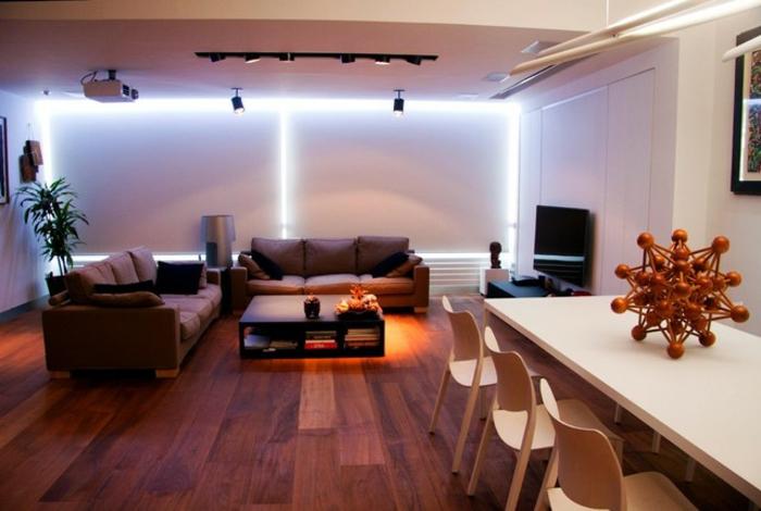 indirekte-beleuchtung-fürs-wohnzimmer-cooles-schönes-design