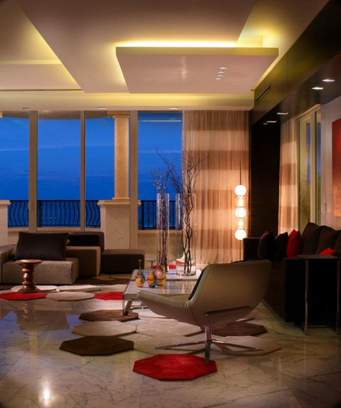 indirekte-beleuchtung-fürs-wohnzimmer-interessante-gestaltung