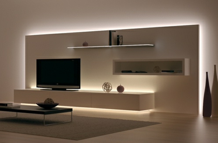 tv wand stein selber bauen. Black Bedroom Furniture Sets. Home Design Ideas
