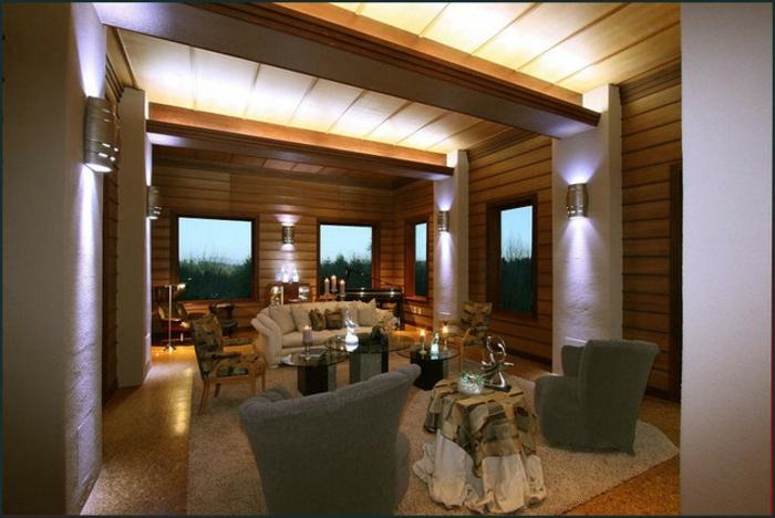 Indirekte Beleuchtung Frs Wohnzimmer Super Kreatives Design