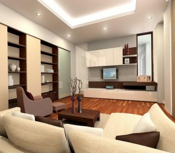 indirekte-beleuchtung-fürs-wohnzimmer-wunderschöne-deckenleuchten