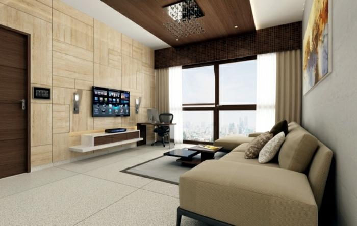 indirekte-beleuchtung-fürs-wohnzimmer-wunderschönes-interieur