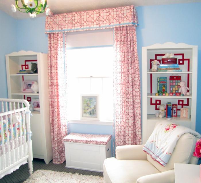 kinder gardinen-kinderzimmer-einrichten