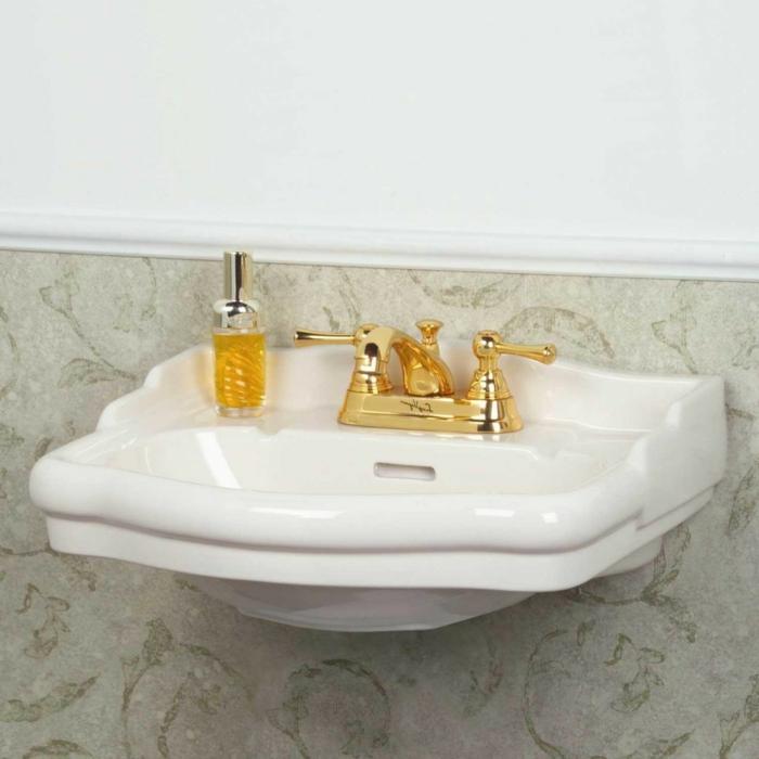 kleine-waschbecken-gelbe-sachen-darauf