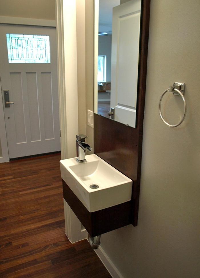 Kleine Waschbecken sind eine praktische Entscheidung für Ihr Zuhause