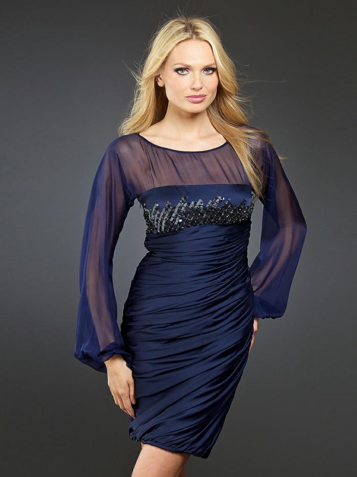 kurze-abendkleider-blaues-design-herrlicher-look