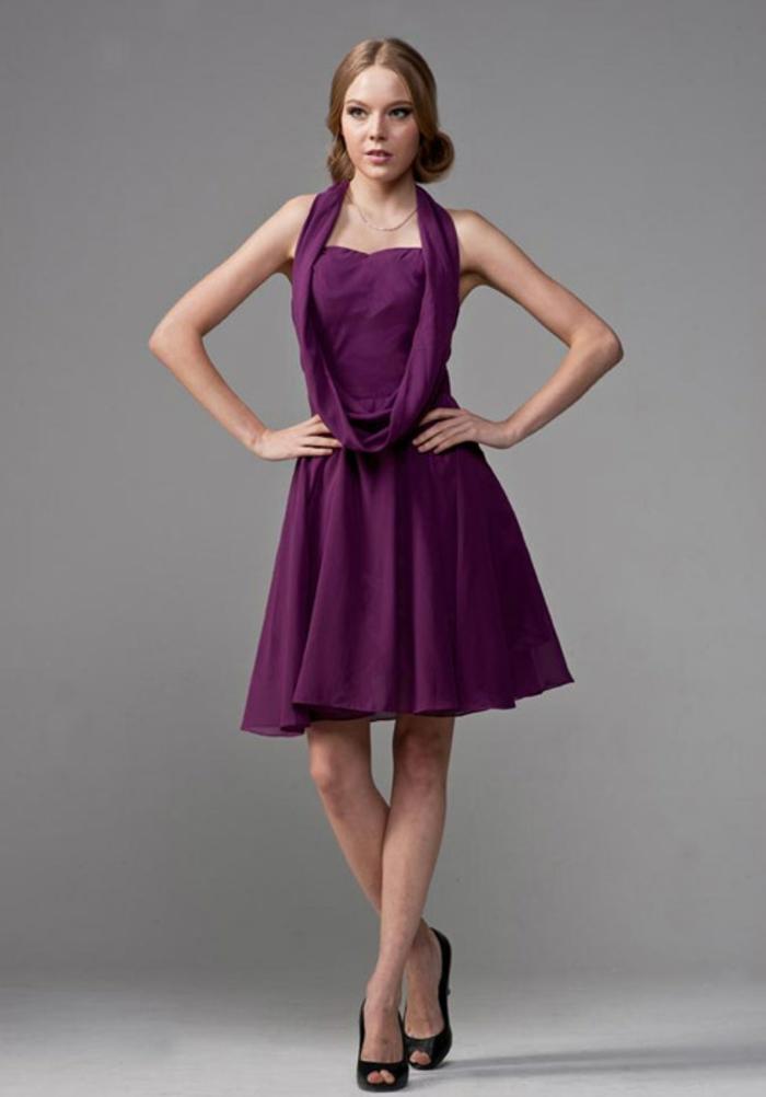 kurze-abendkleider-elegantes-lila-modell