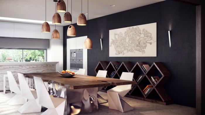 Designer Esstisch St Hle moderne landhausmöbel wie sehen sie aus archzine